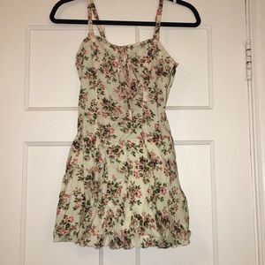 Tracey Feith Juniors floral print sundress